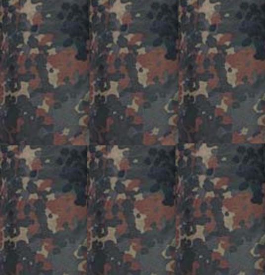 Camuflaje marrón
