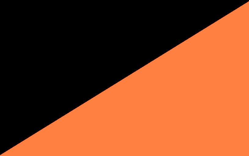 Negro-naranja